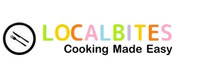 LocalBites brand logo for reviews of food and drink products
