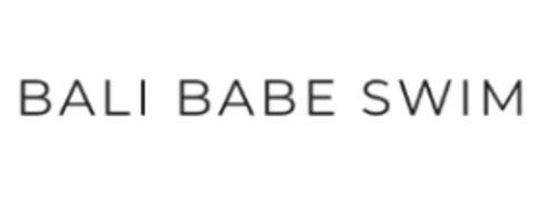 Bali Babe Swim